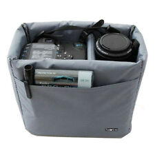 Waterproof Padded Foldable Partition Insert DSLR Camera Protective Bag Case