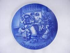 Bareuther Waldsassen Weihnachtsteller Christmas 1977 (meine Pos-Nr. 1977-3)