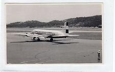 Picture postcard of KLM aeroplane at Maiquetia, Caracas, Venezuela (C24485)