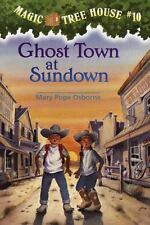 Magic Tree House: Ghost Town at Sundown 10 by Mary Pope Osborne (1997,...