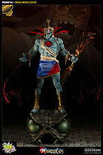 SIDESHOW POP CULTURE SHOCK PCS THUNDERCATS MUMM-RA  STATUE EXCLUSIVE VERSION.