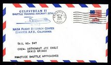 USA Gulfstream II Tail No. 947 Astronaut Joe Engle , David Griggs