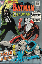 The Brave and the Bold Comic Book #79, DC Batman and Deadman 1968 VERY FINE-