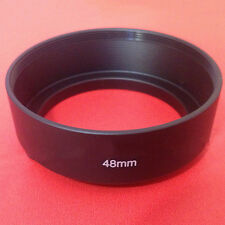 48mm LENS HOOD Cover+CAP for Canon Canonet QL17 GIII