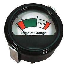 Golf Cart Battery State of Charge Meter/Analog/36V/Easy to Install/FREE Shipping