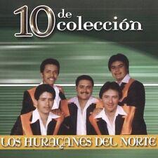 10 De Coleccion, Los Huracanes del Norte, Good Original recording remastered