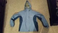 THE NORTH FACE SUMMIT SERIES XCR GORE TEX HOODED JACKET WITH FLEECE JACKET SZ S