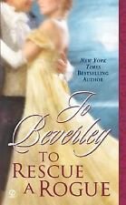 To Rescue a Rogue by Jo Beverley REGENCY wounded Rogues