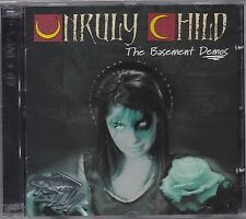 UNRULY CHILD Basement Demos  *CD+DVD*   NEU&OVP/SEALED!