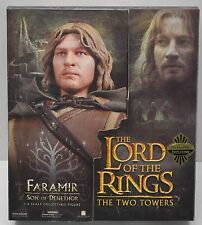"Sideshow Lord of the Rings 1:6 Scale 12"" Action Figure NIB Faramir Exclusive"
