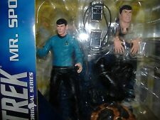 "Mr. Spock Star Trek the original series Diamond select 7"" figure"
