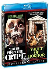 TALES FROM THE CRYPT / VAULT OF HORROR - Region A -  BLU RAY - Sealed