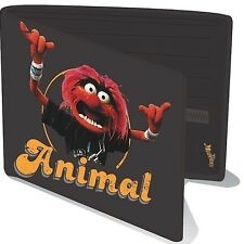 Bi Folding Faux leather Wallet - Animal from the Muppets