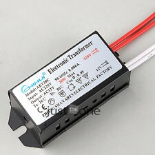 20W Max AC 220V Home LED Power Supply AET 20C Electronic Transformer Useful