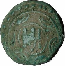 Demetrios I Poliorketes Macedonian King Helmet Shield Ancient Greek Coin i37802