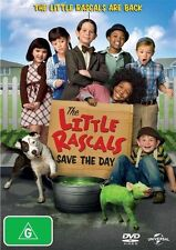 The Little Rascals Save The Day (Dvd) Family, Comedy, Children, Kids Movie
