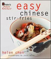 Helen's Asian Kitchen: Easy Chinese Stir-Fries - Chen, Helen - Hardcover