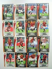 WCCF 07-08 AS Roma Complete 16 cards set