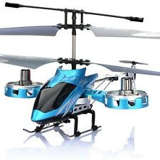 AVATAR Z008 4CH 2.4G Metal RC Remote Control Helicopter LED Light GYRO RTF TS