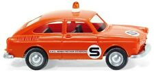 WIKING Volkswagen 1600 TL ONS (Orange) 1/87 HO Scale Plastic Model NEW, RARE!