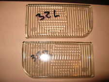 BMW 7 E32 fog lights glass nebelscheinwerfer glas 728, 730, 735, 740, 745