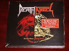 Death Angel: The Art Of Dying + Killing Season 2 CD Set 2016 Nuclear Blast NEW