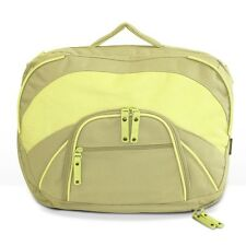 FastRider Ladies Laptop Rear Pannier Bag Green Tea 15Ltr