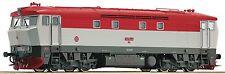 """Roco H0 72934 Diesellok T478.1230 """"Bardotka"""" der CSD - NEU + OVP"""
