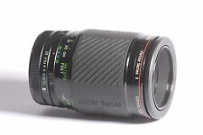 Vivitar Series 1 105mm f/2.5 Macro Telephoto Camera Lens Canon FD SN 22906808