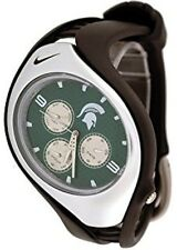 NIKE TRIAX SWIFT 3I MICHIGAN STATE SOCCER FOOTBALL TEAM WATCH