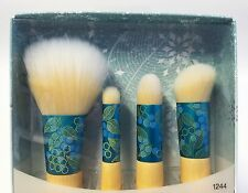 EcoTools  Four-Piece Gift  Beautiful Complexion Set 4 Brushes