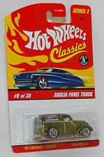 Hot Wheels Classics Anglia Panel Truck Spectraflame Olive 1:64 Series 2