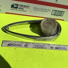 Studebaker tail light fixture, USED and as removed.     Item:  4883