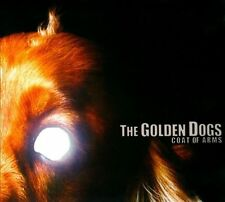 Coat of Arms [Digipak] by Golden Dogs (The) (CD, Jul-2010, Nevado Records)