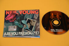 CD (NO LP ) NEIL YOUNG ARE YOU PASSIONATE ? ORIG EX