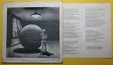 Carl Henry RARE Private Label Folk Psych LP 1976