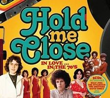 Hold Me Close by Various Artists (CD, Feb-2016, 3 Discs, Sony Music)