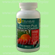 TRUNATURE 3 BOT x 250 PROSTATE PLUS HEALTH COMPLEX, CRAN-MAX CRANBERRY