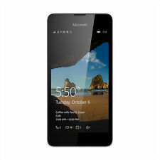"Microsoft / Nokia Lumia 550 8GB Mobile Unlock Smartphone 4.7"" IPS 5MP Windows 10"