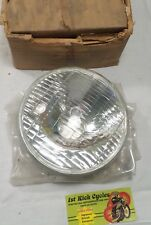 NOS YAMAHA 1968 1969 HEADLIGHT LENS YAS1 AS2 125 TWIN 183-84320-60