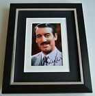 John Challis SIGNED 10x8 FRAMED Photo Autograph Display Only Fools & Horses COA