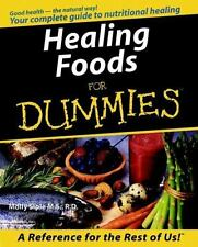 Healing Foods For Dummies - Good - Siple, Molly - Paperback