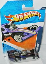 2011 Drag Racers - MADFAST - purple/graphics - 1:64 Hot Wheels