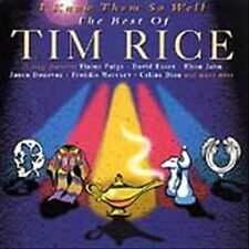 I Know Them So Well: The Best of Tim Rice by Tim Rice (CD, Mar-1994, PolyGram)