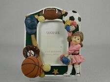Sweet Cakes Baseball Series Frame - Cheerleader Sports Football, etc. #88591 NEW