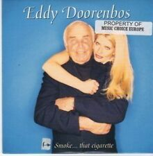 (BG522) Eddy Doorenbos, Smoke That Cigarette - 1997 CD