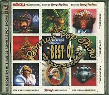 Ronny's Pop Show-Best of 1-25 Tina Turner, Huey Lewis/News, David Bowie.. [2 CD]