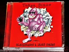Tokyo Blade: Blackhearts And Jaded Spades CD 2008 Bonus Tracks Lost & Found NEW