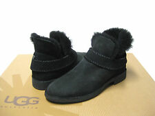 Ugg Mckay Black Women Boots US7/UK5.5/EU38/JP24