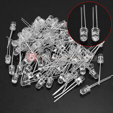 100pcs 5mm LED Lights Infrared Emitters IR Emitting Diodes 940nm Wave Length